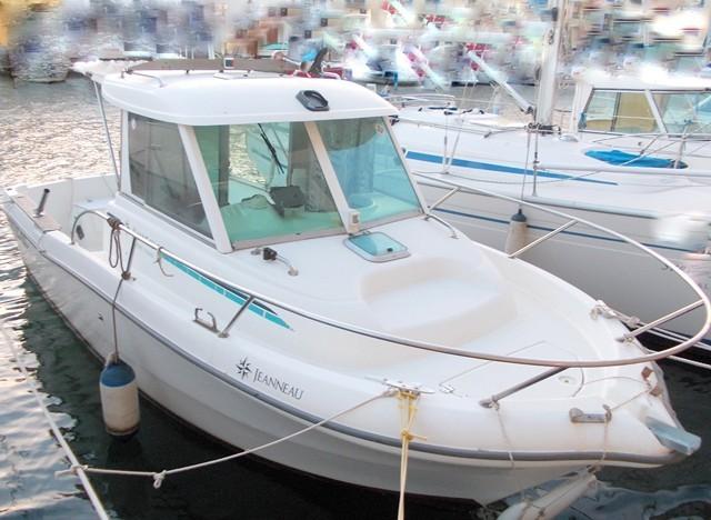 MERRY FISHER 635 ( JEANNEAU )