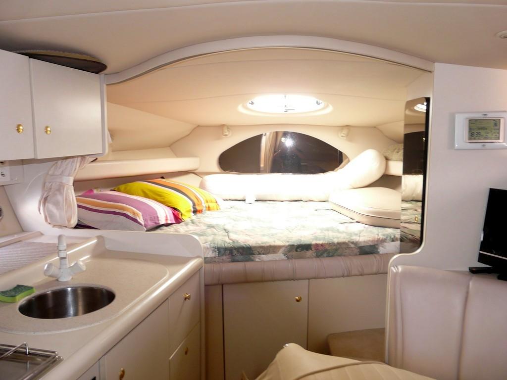 vente yacht cruiser 3075 d'occasion Perpignan