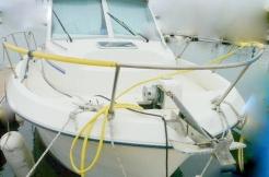 annonce bateau moteur antares 760 saint-cyprien