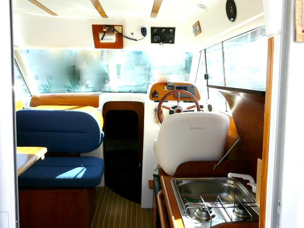 bateau a vendre merry fisher 805 st-cyprien
