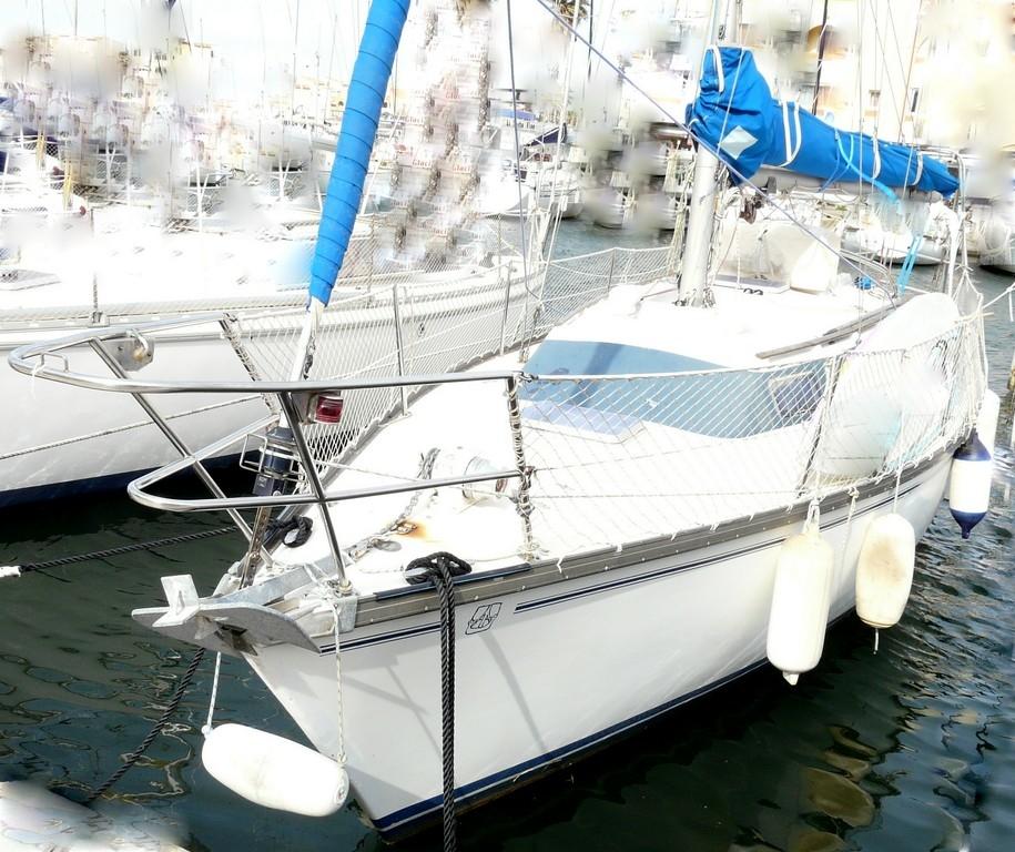 a vendre dufour 29 d'occasion st-cyprien