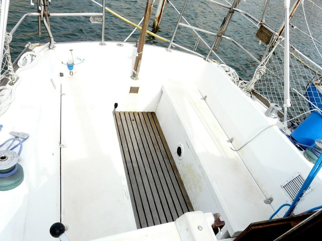 voilier occasion dufour 29 sur saint-cyprien