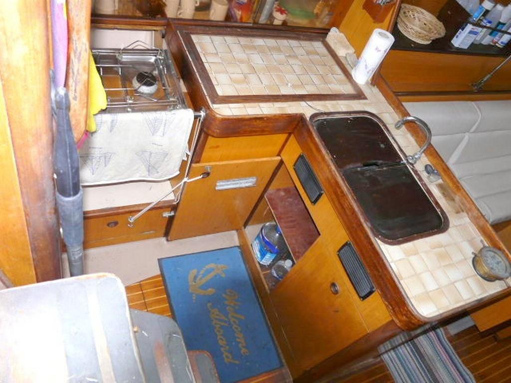 voilier oceanis 350 a vendre st-cyprien