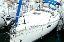 vente oceanis 320 d'occasion st-cyprien