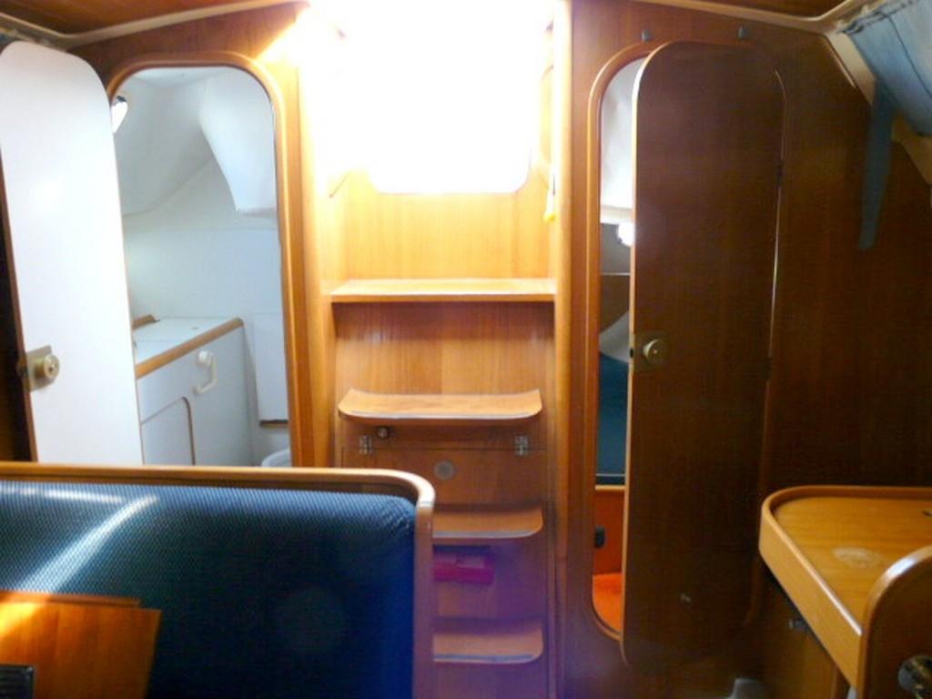 voilier d'occasion beneteau oceanis 320 perpignan