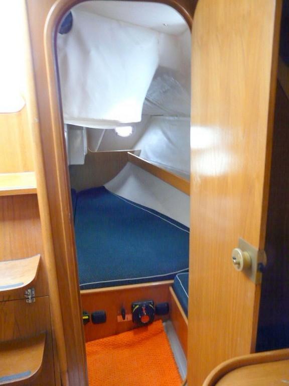 voilier oceanis 320 a vendre sur st-cyprien