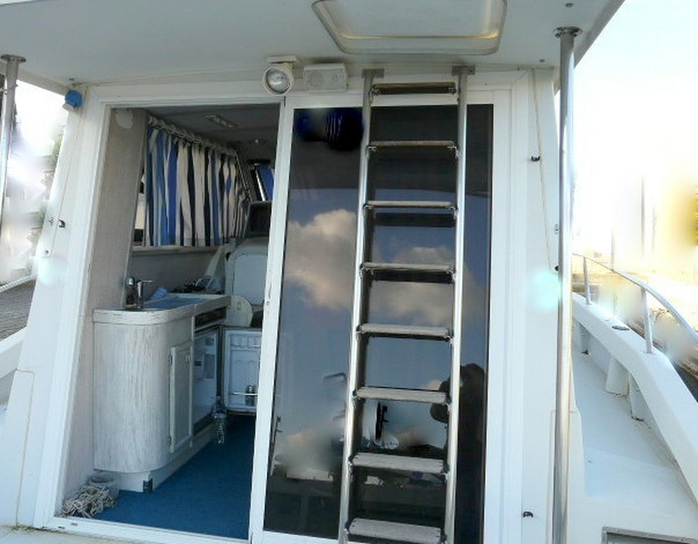 a vendre merry fisher 930 fly d'occasion argeles sur mer