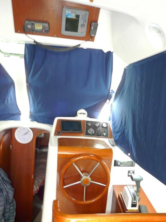 bateau occasion antares série 9 saint-cyprien