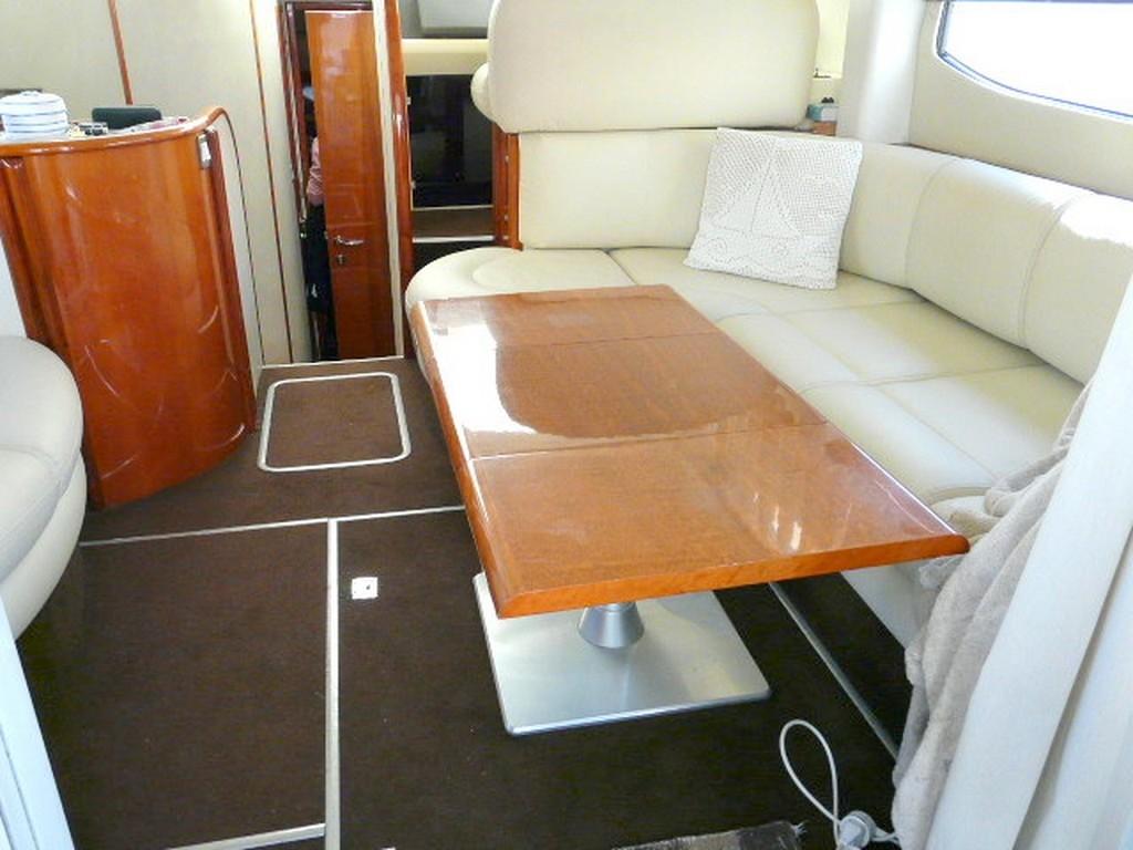 bateau flybridge a vendre fairline 38 phantom d'occasion languedoc roussillon