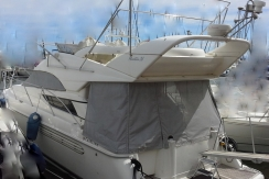vente fairline 38 phantom d'occasion st-cyprien