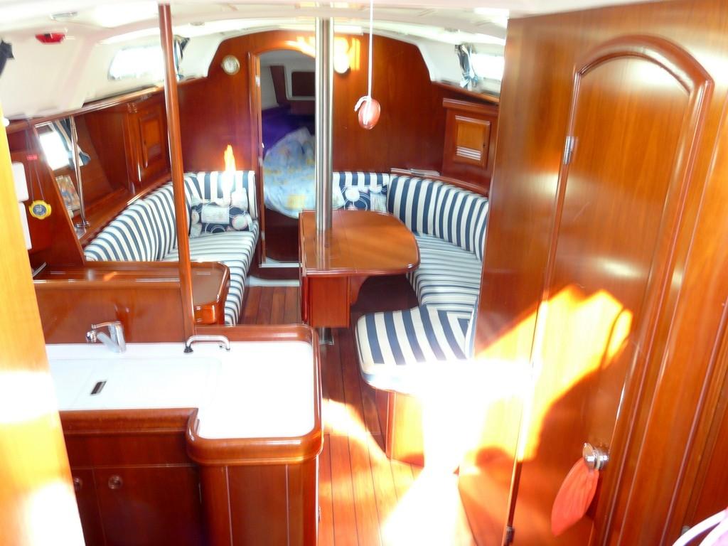 achat voilier oceanis 361 clipper sur saint-cyprien