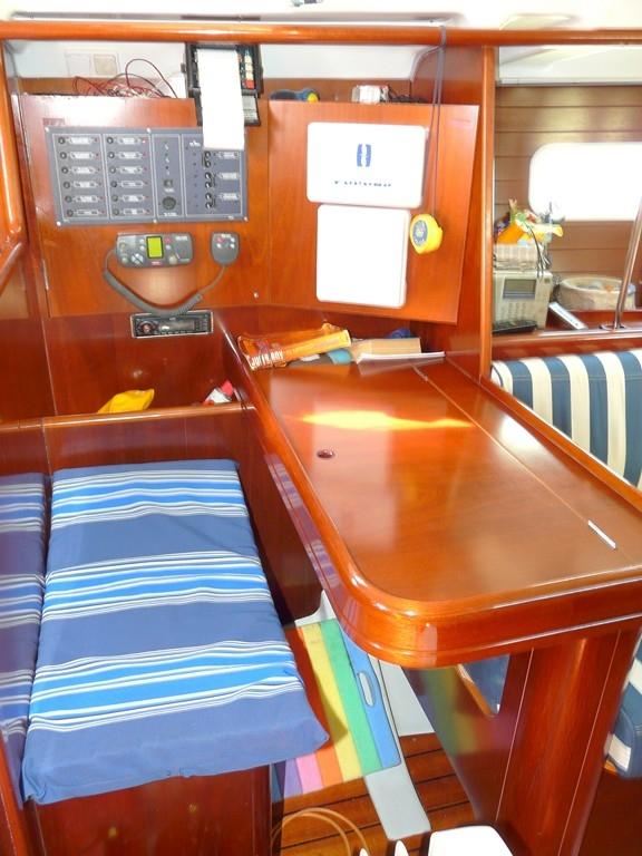 vente voilier oceanis 361 clipper perpignan