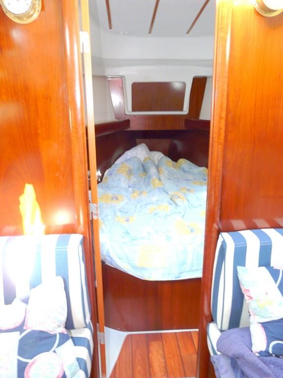 voilier beneteau oceanis d'occasion 361 clipper