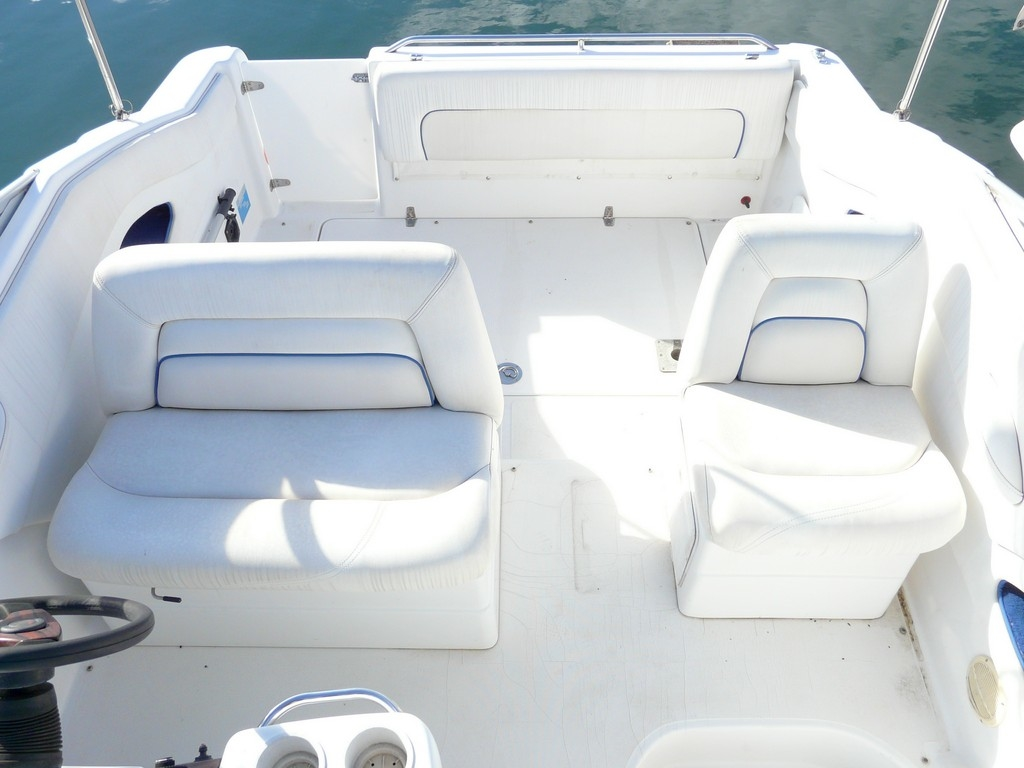 bateau d'occasion crowne 25 à st-cyprien