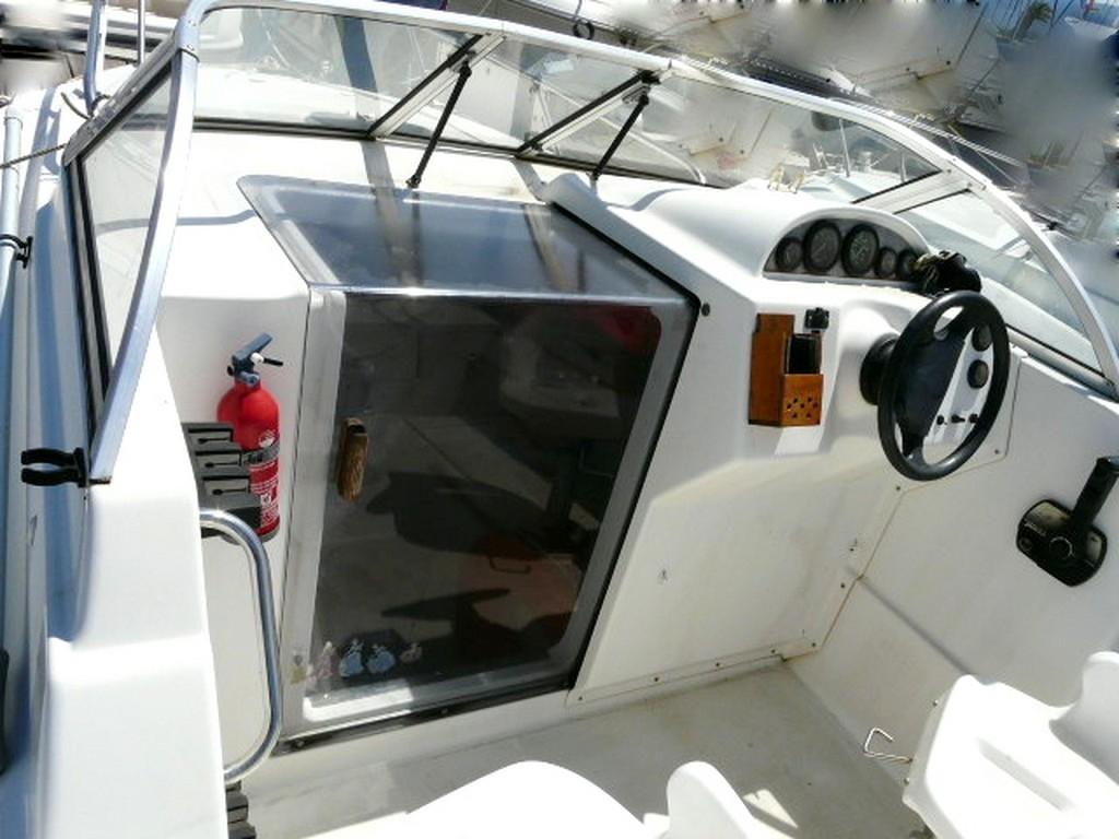 bateau d'occasion quicksilver 625 à saint- cyprien