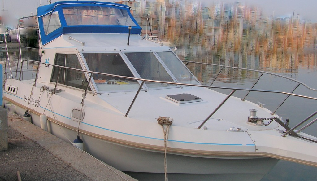 a vendre sea rover 8500 st-cyprien