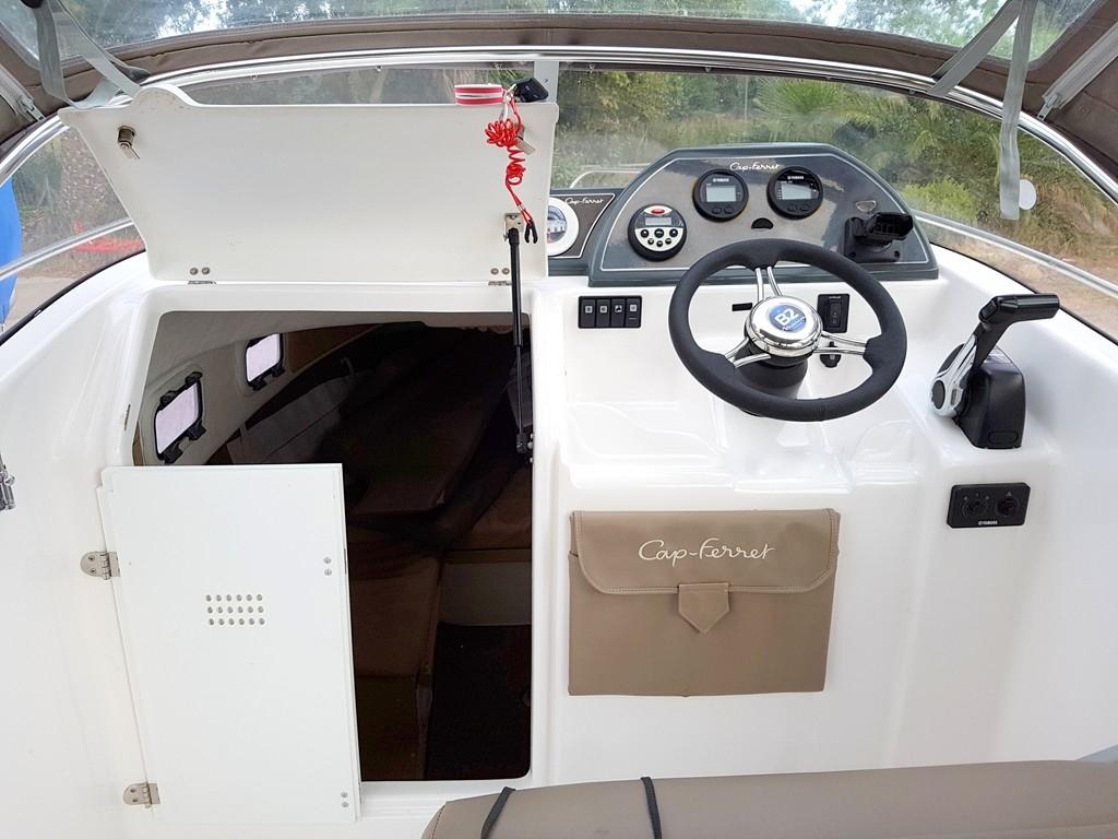 bateau occasion cap ferret 752 cr à st-cyprien