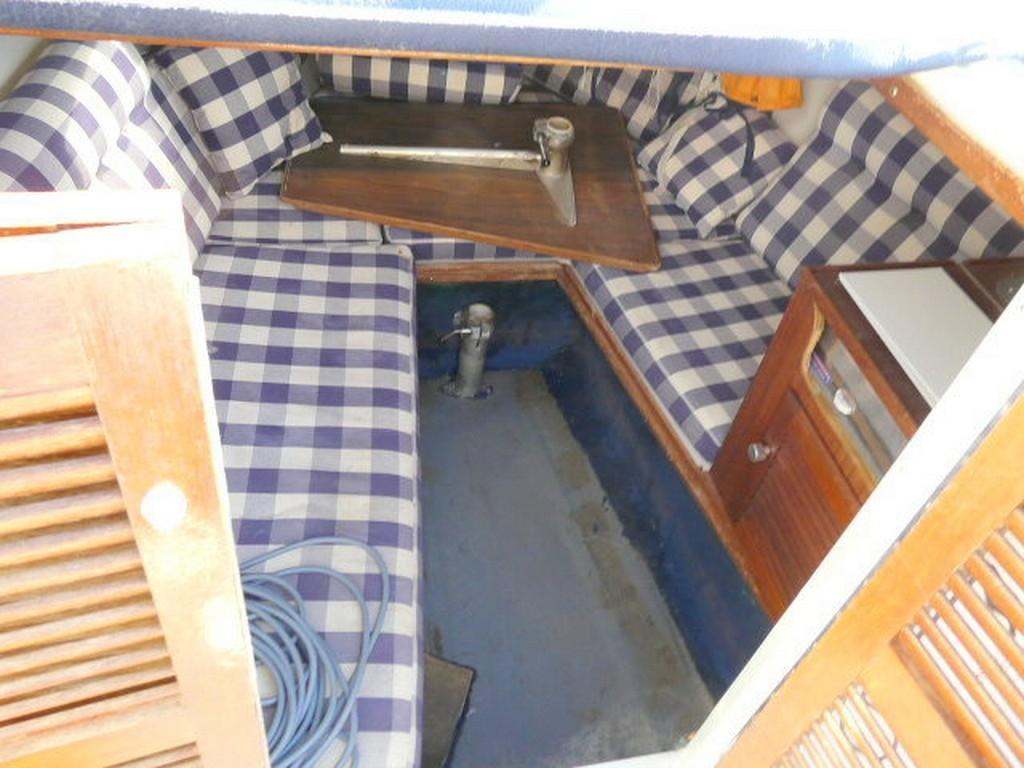 bateau d'occasion sunseeker 21 en catalogne