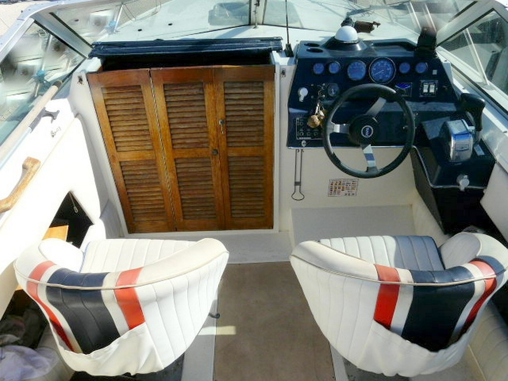 day cruiser sunseeker 21 a vendre sur languedoc roussillon