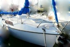 vente voilier garbi st-cyprien