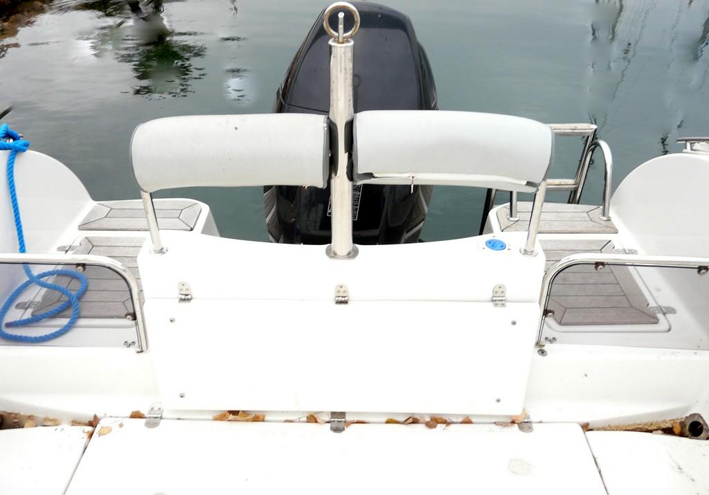 aston 23 bateaux d'occasion st-cyprien