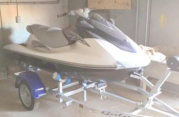 jet-ski yamaha 110 vx sport d'occasion sur st-cyprien
