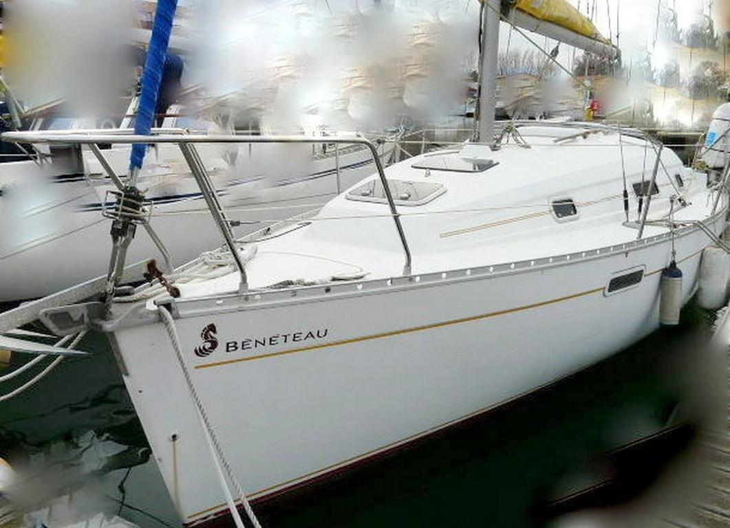 occasion oceanis 281 clipper sur st-cyprien