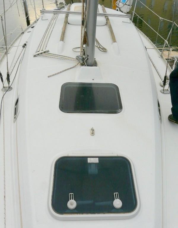 oceanis 281 clipper a vendre st-cyprien