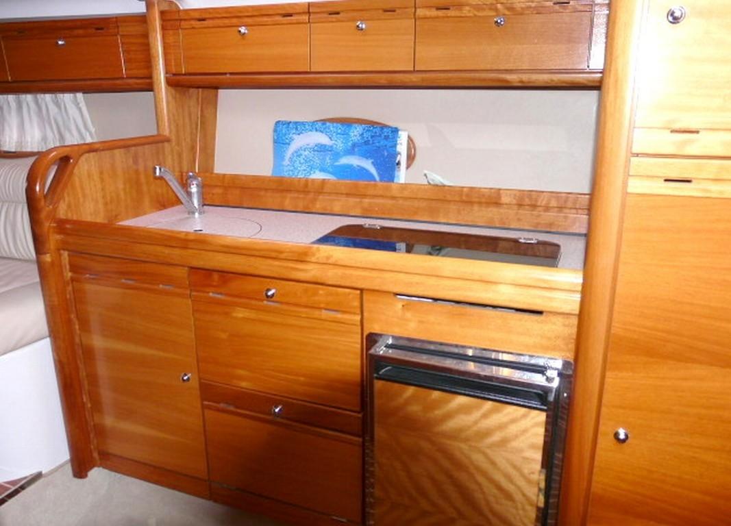 bateau moteur bavaria 29 sport à st cyprien