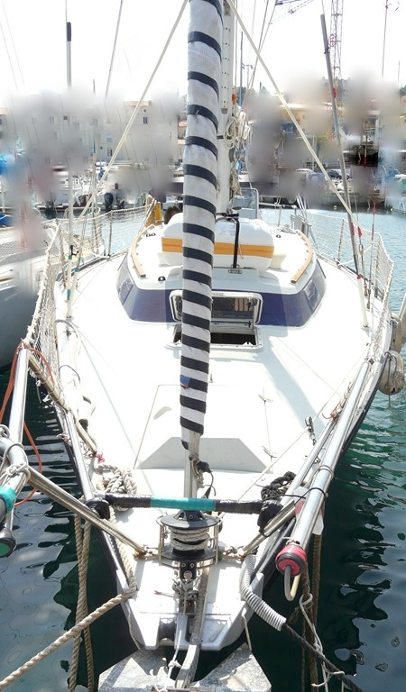 Dufour 31 a vendre à st-cyprien