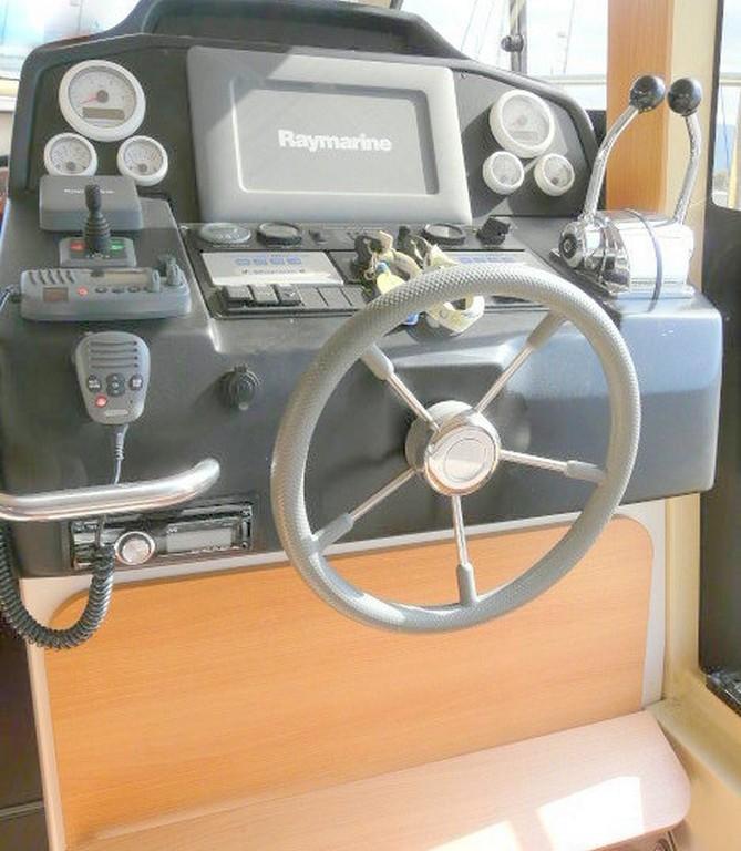 achat trawler greenline 40 sur saint-cyprien