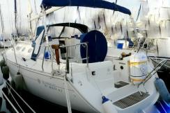 sun odyssey 36.2 a vendre sur st-cyprien