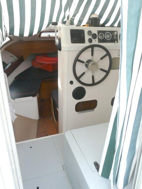 bateau d'occasion antares 640 sur l'occitanie
