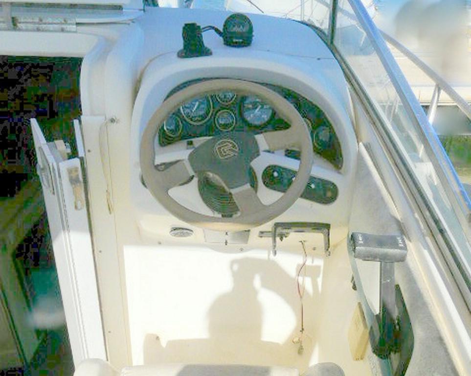 glastron diesel a vendre modele 249 sur st-cyprien