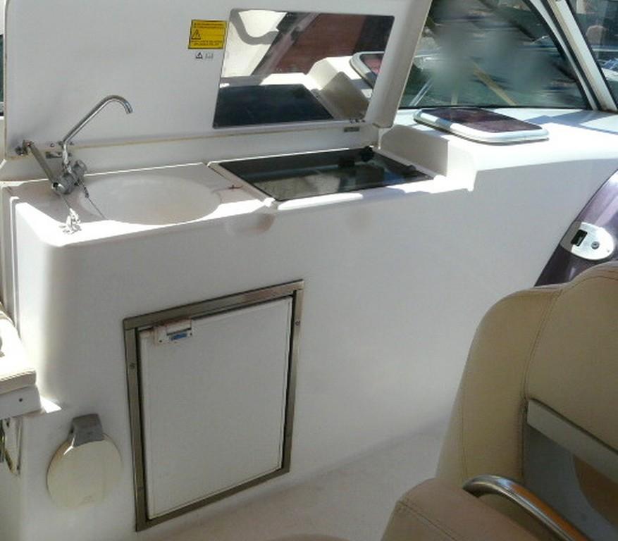 open cabin cruiser monte carlo 27 d'occasion