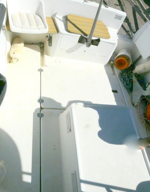bateau merry fisher 635 d'occasion sur st-cyprien
