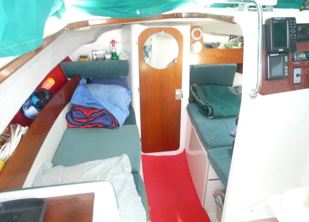 jeanneau merry fisher 695 a vendre sur st-cyprien