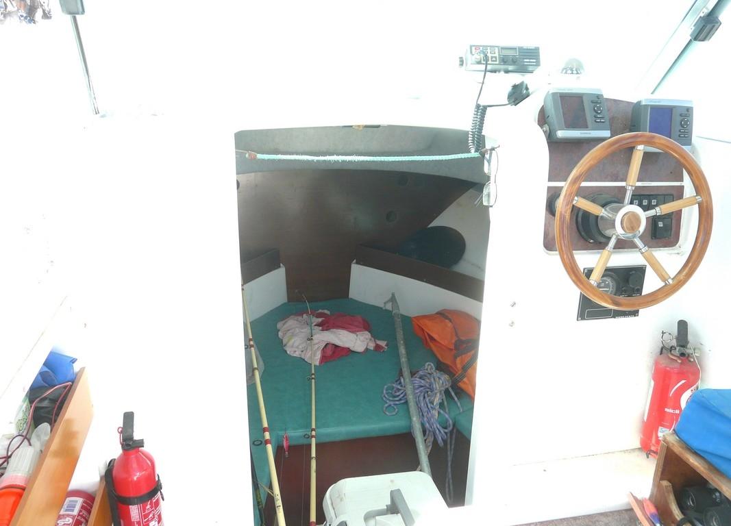 recherche timonier merry fisher 635 à perpignan