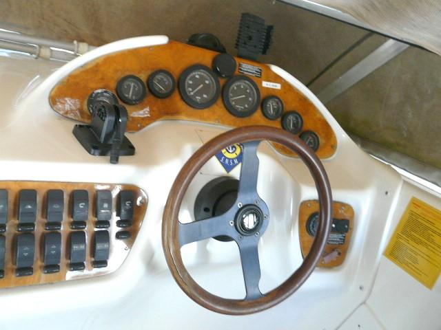 a vendre bateau moteur oyster 22