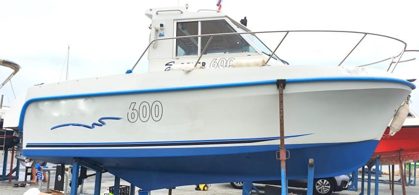 sea rover 600 a vendre