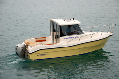 KING FISHER 570 A VENDRE NEUF