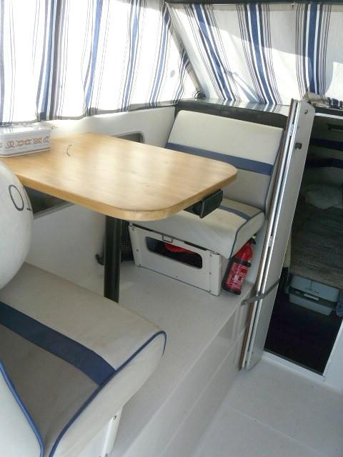 bateau occasion bayliner 2359 occitanie
