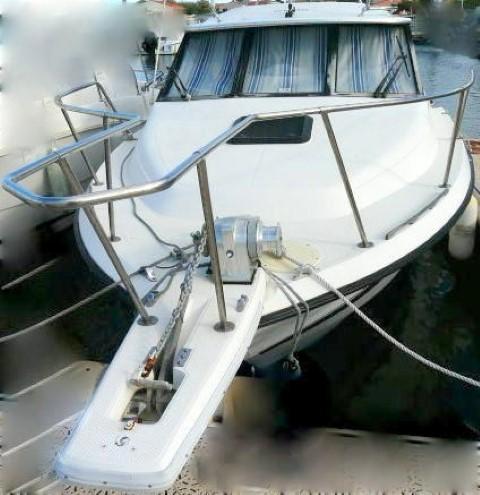 occasion bateau moteur bayliner 2359 trophy