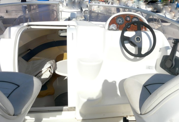 cabin cruiser 550 occasion perpignan