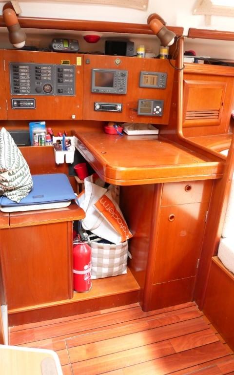 occasion oceanis 393 clipper perpignan