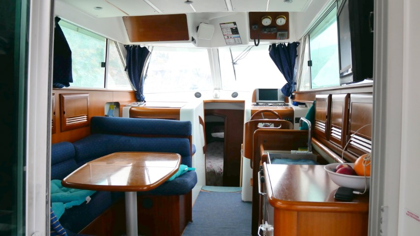 beneteau antares1080 fly languedoc