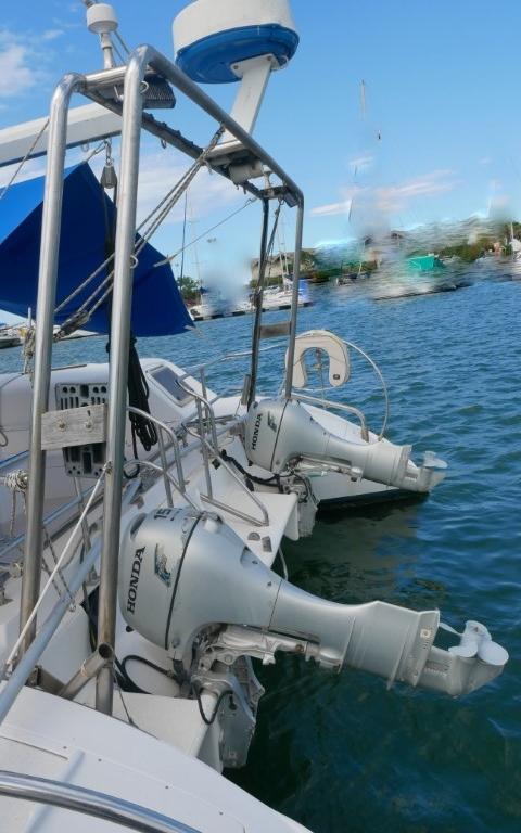 catamaran edel cat 35 occasion
