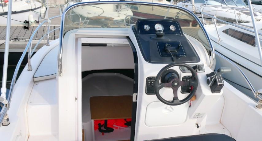 bateau occasion ranieri 20